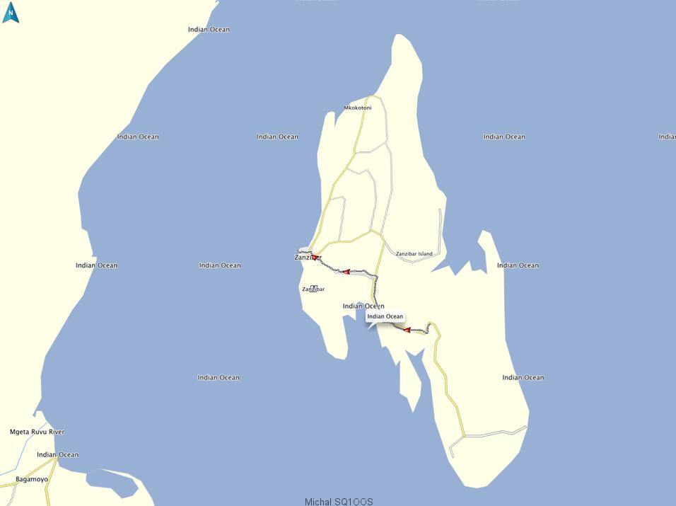 Zanzibar-trasa-z-National-Park-do-Stone-Town