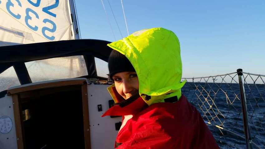 Żeglujemy w kierunku Stralsundu