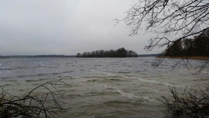 Widok na Jezioro Parstein