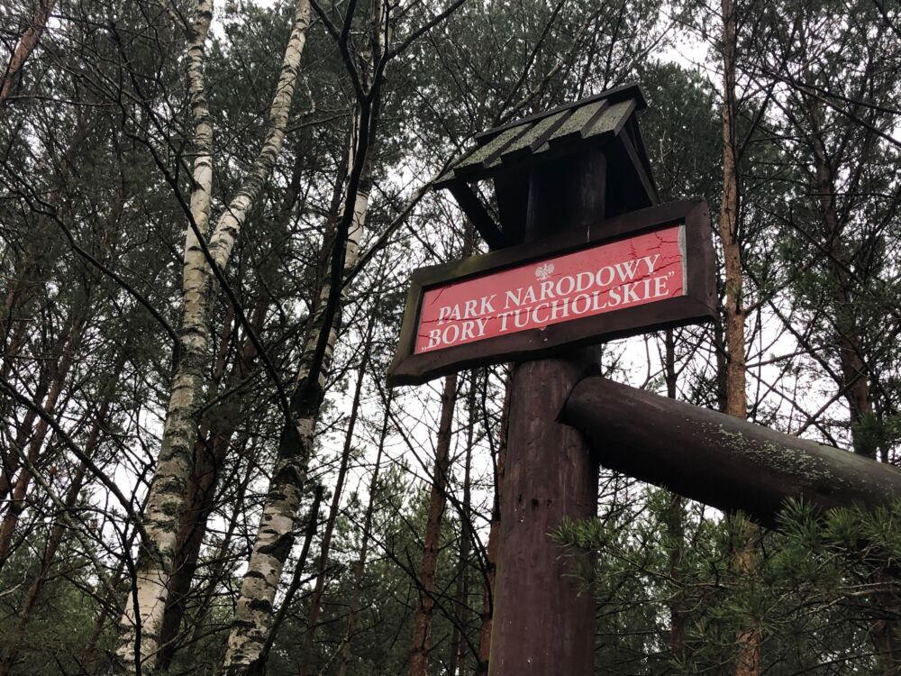 Tablica Park Narodowy